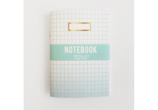 Carnet de note blush rose