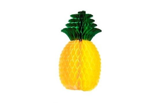 Ananas en papier