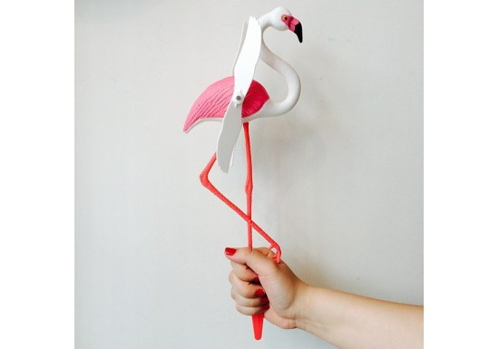 Flamingo stick