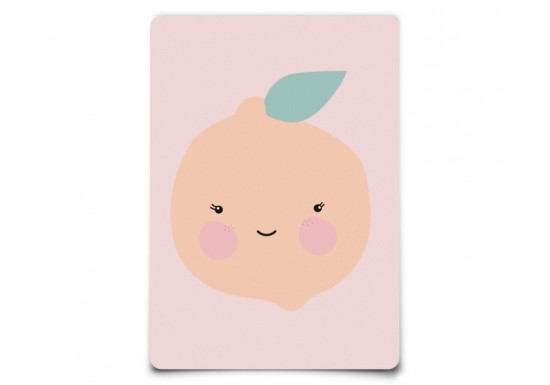 Carte Postale Apple