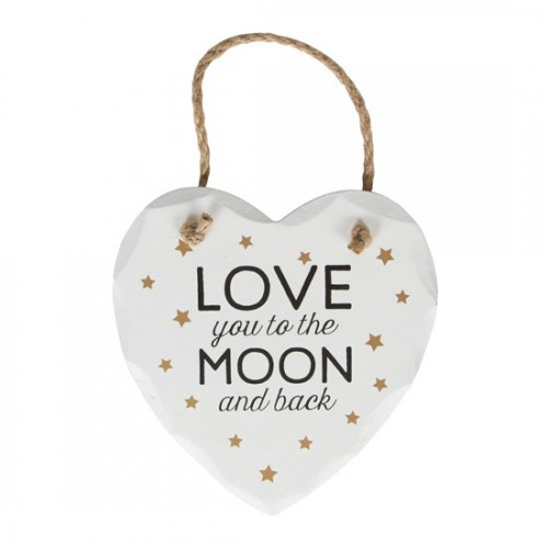 Coeur Love you to the moon