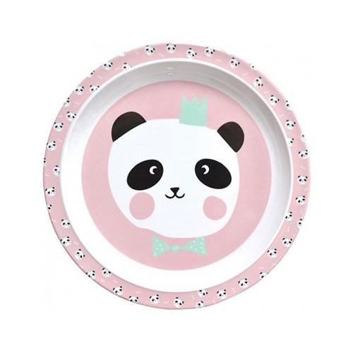 Assiette Panda