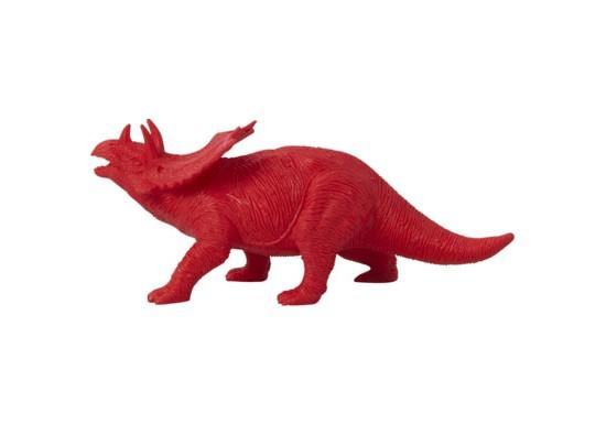 Dinosaure rouge