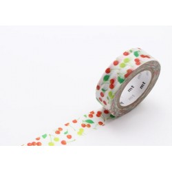 Masking Tape déco - Cherries