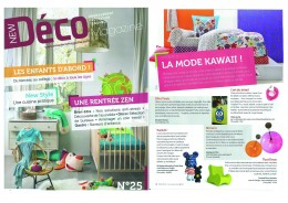 New deco magazine