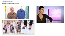 Emission Les reines du shopping M6