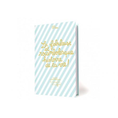 Cahier d'anniversaire à remplir et à offrir!
