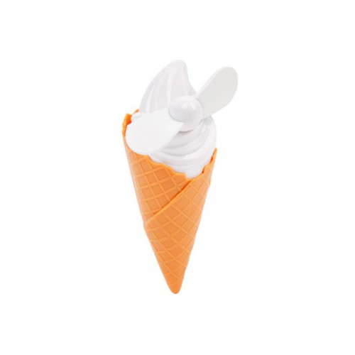 Ventilateur Ice cream blanc