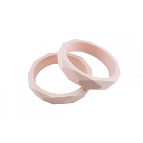 Bracelet rose perle