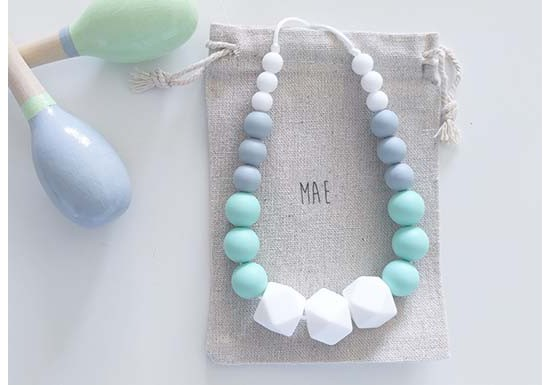 Collier Marie - mint