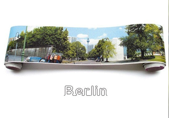 Frise de Berlin