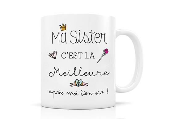 Mug Meilleure Sister