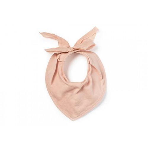 Bavoir Bandana Powder Pink