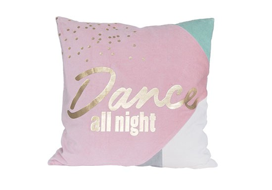 Coussin Dance all night