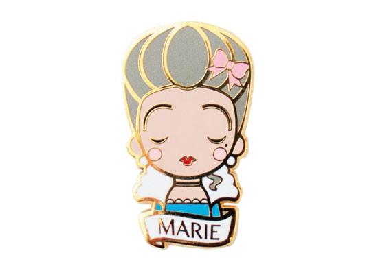 Broche Marie