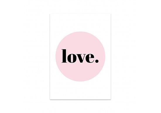 Carte Love.