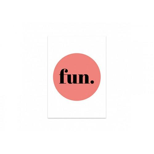Carte Fun.