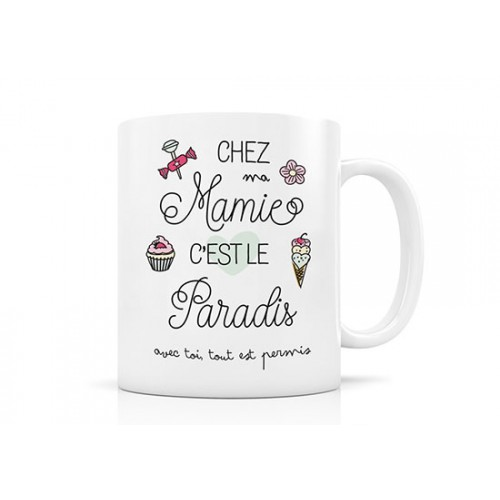 Mug Mamie Paradis