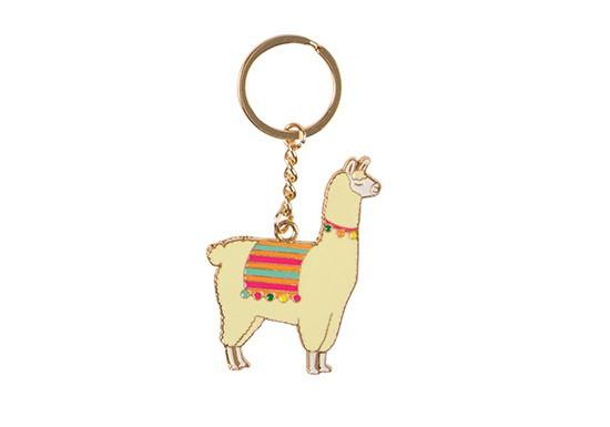 Porte-clés Lama