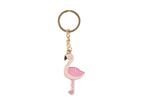 Porte-clés Flamingo