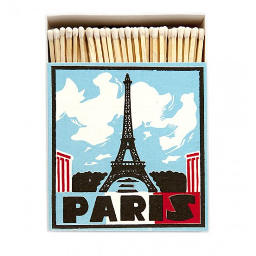 Grande boite d'allumettes - Paris
