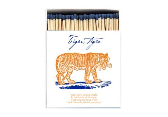 Grande boite d'allumettes - Tiger Tiger