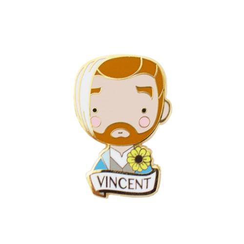 Broche Vincent