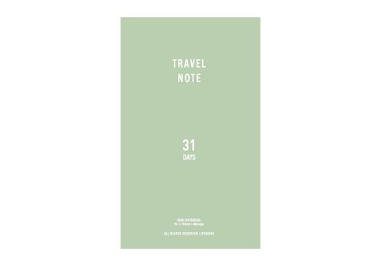 Travel Plan - bleu ciel