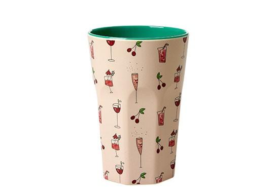 Grand mug - Imprimé Cocktail