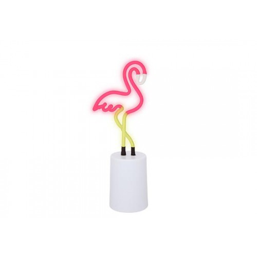 Lampe neon Flamingo