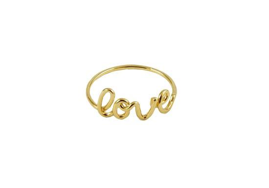 Bague Love