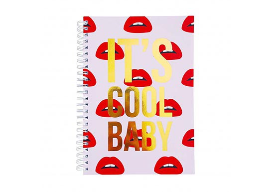 Cahier It's cool baby