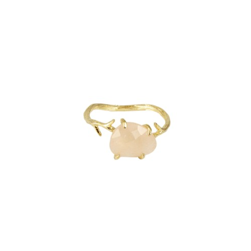 Bague Camille rose