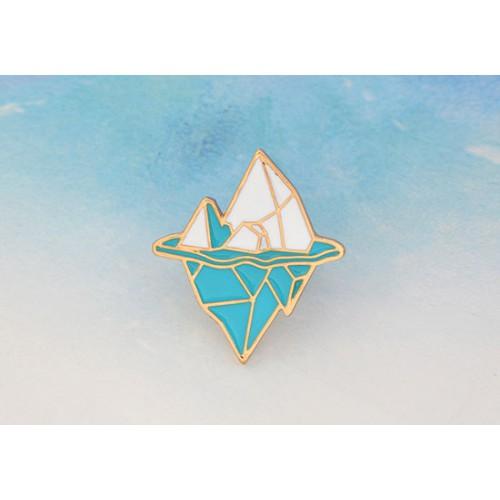 Pin's Iceberg