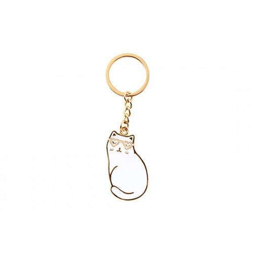 Porte-clés Cutie cat
