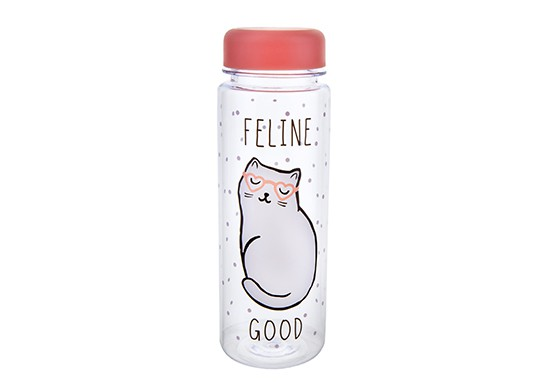 Bouteille gourde feline good