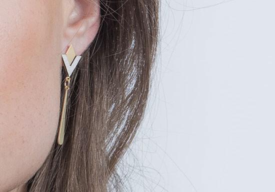 Boucles d'oreilles Arya