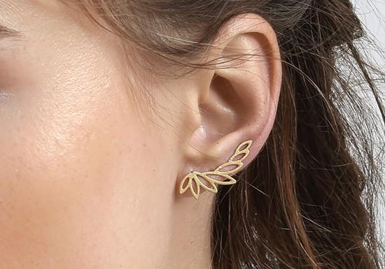 Boucles d'oreilles Sansa Climb