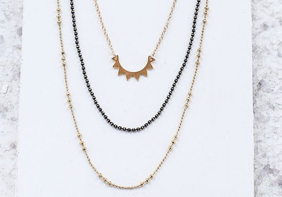 Collier ray