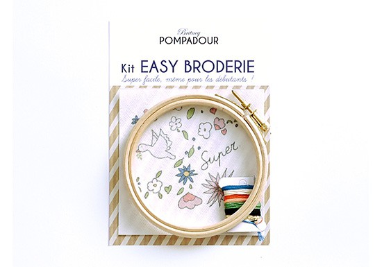 Super bird - Big Kit Easy Broderie