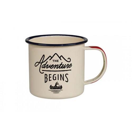 Mug Adventure begins
