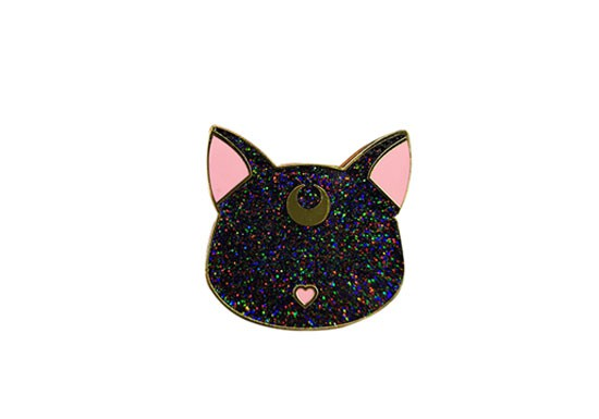 Pin's Sailormoon cat