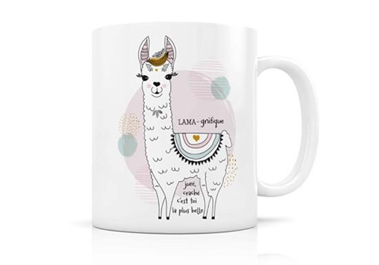 Mug Lama-gnifique