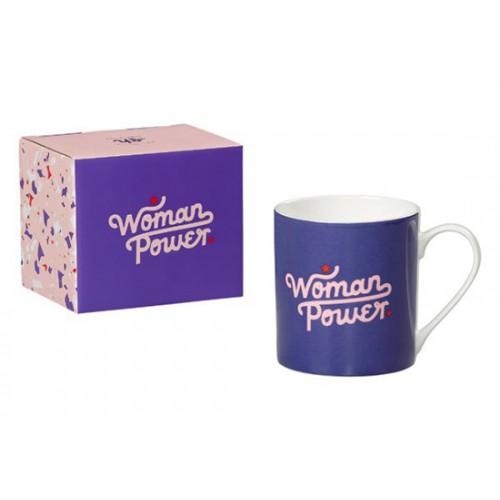 Mug Woman power
