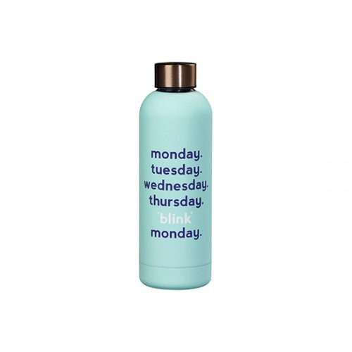 Bouteille isotherme Monday blink