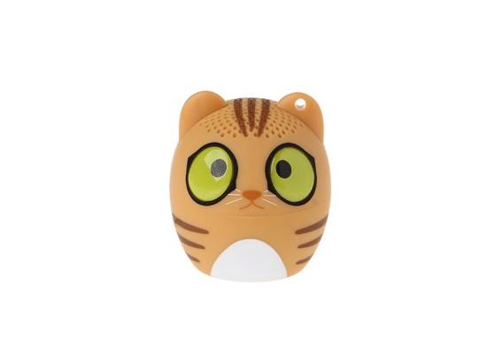 Haut-parleur bluetooth tigre