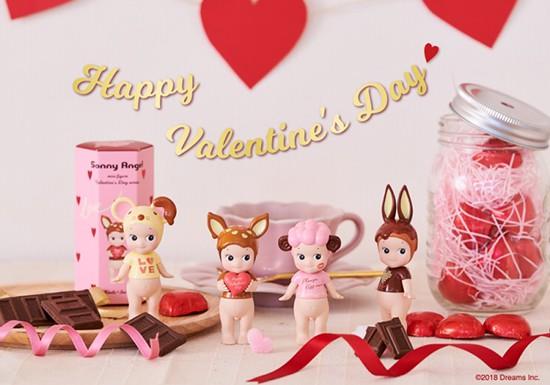 Sonny Angel Saint Valentin 2019