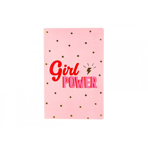 Cahier Girl Power