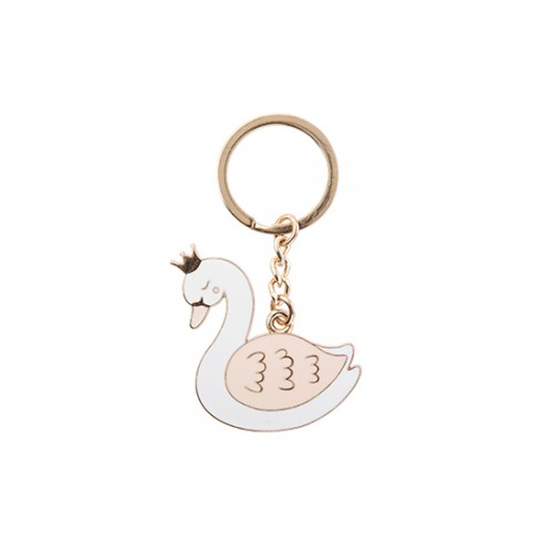 Porte-clés Swan