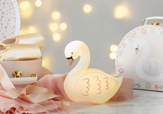 Veilleuse Swan